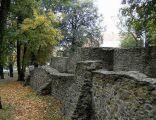 Dzierżoniów - Mury obronne