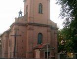Kaszczor, późnobarokowy kościół p.w. św. Wojciecha z lat 1764-1775