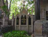 Grobowiec Rodziny Paikertów na cmentarzu Mater Dolorosa w Bytomiu