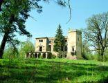 Pałac w Zagórzanach