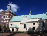 Sierpc. Kościół Farny, św. Wita, Modesta i Krescencji