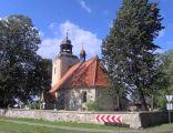 Gotycki kościół pw Św. Katarzyny w Nawrze
