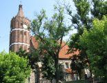 Kościół Podwyższenia Krzyża w Lisewie