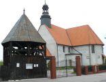 Kościół Podwyższenia Krzyża Świętego w Szlichtyngowej