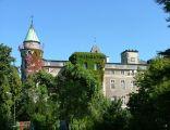 Zamek Leśna w Szczytnej