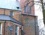 Andrzejewo, kościół pw. Wniebowzięcia Najświętszej Marii Panny z XVI w.
