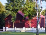 Kościół pw. Trójcy Przenajświętszej w Parciakach