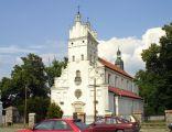 Późnorenesansowy kościół z XVI w. w Krasnem