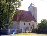 Sieroszowice. Kościół pw. śś. Piotra i Pawła z XVI w