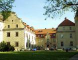 Zamek w Tucznie
