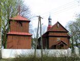 Zaręby - kościół pw. św. Wawrzyńca z drugiej poł. XVIII w.