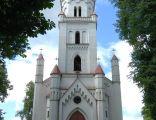 Kościół z 1889 roku w Niewodnicy Kościelnej pw. św. Antoniego Padewskiego