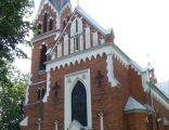 Kościół neogotycki z 1907 r. w Rejowcu