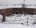 Dziedziniec Fortu Donjon, Srebrna Góra