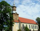 Kościół Podwyższenia Świętego Krzyża w Trzebieży