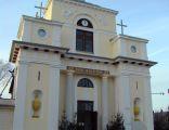 Kościół pw. św. Stanisława Kostki / Kościół Ewangelicko - Augsburski w Aleksandrowie Łódzkim