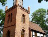 Kościół św. Huberta w Nowym Warpnie