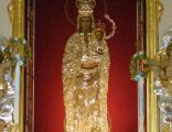 Sanktuarium Maryjne w Górce Klasztornej - obraz Matki Bożej
