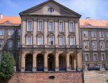 Bydynek sądu w Głogowie