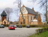Kościół pod wezwaniem św. Andrzeja Apostoła w Broku