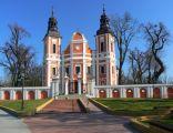 Kościół parafialny w Lubaszu