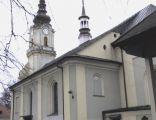 Andrychów - kościół sw. Macieja