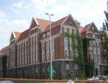 Budynek Rejencji (obecnie Sąd) w Olsztynie