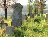 Cmentarz żydowski w Bobowej