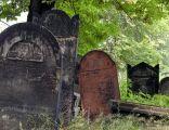 Cmentarz żydowski w Rudnej