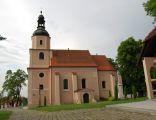 Dąbrowa - Kościół pw. św. Wawrzyńca