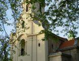 Dąbrówka Kościelna, Sanktuarium Matki Bożej Dąbrowieckiej