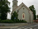 Dawny kościół św. Katarzyny w Dobrzeniu Wielkim