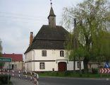 Dawny ratusz barokowy w Rostarzewie