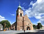 Fara sieradzka - Kościół pw. Wszystkich Świętych w Sieradzu
