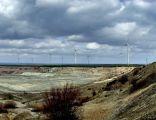 Góra Kamieńsk - Elektrownia wiatrowa
