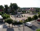 Janowiecki rynek - Plac Wolności (Janowiec Wielkopolski)