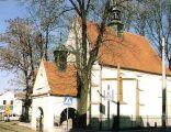 Skawina - kościół pw. Ofiarowania NMP