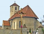 Kościół cmentarny w Brzegu Dolnym