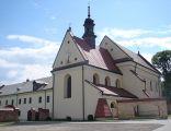 Kościół i klasztor franciszkański w Bieczu