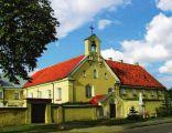 Kościół i klasztor kapucynek w Przasnyszu