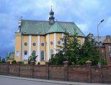 Kościół klasztorny oo. Franciszkanów we Wronkach