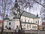 Kościół kolegiacki Najświętszej Marii Panny w Pułtusku