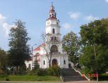 Kościół Matki Boskiej Częstochowskiej w Mońkach