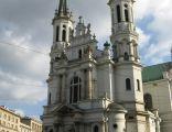 Kościół Najświętszego Zbawiciela w Warszwie