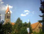 Kościół Nawiedzenia Najświętszej Maryi Panny w Orzeszu