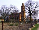 Kościół neoromański z XIX wieku w Bobrówku
