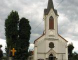 Kościół p.w. Matki Boskiej Szkaplerznej w Godziszce