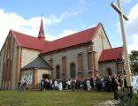 Kościół Parafialny p.w. Matki Bożej Różańcowej i Aniołów Stróżów w Lubyczy Królewskiej