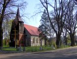 Kościół parafialny pw. Matki Bożej Gromnicznej w Mostach
