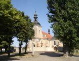 Kościół parafialny pw. Matki Bożej Śnieżnej w Pawłowicach